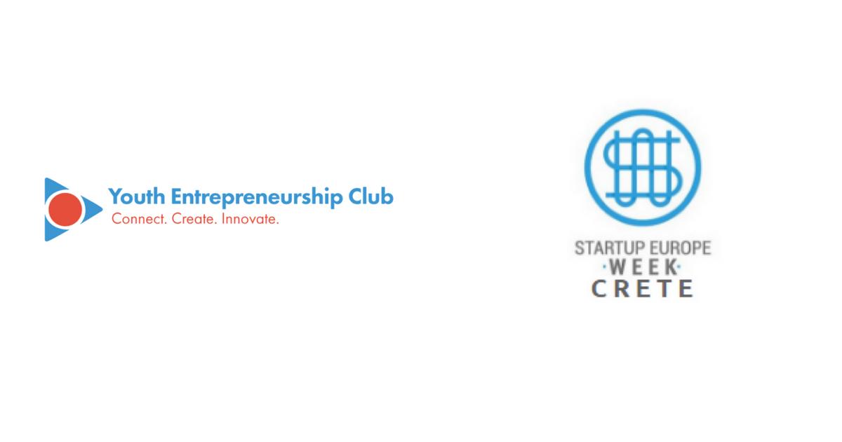 Σύλλογος Νεανικής Επιχειρηματικότητας _ Startup Europe Week Crete 2017