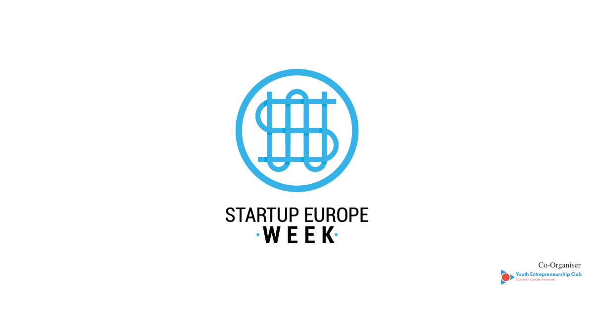 Startup Europe Week Crete _ Co-Organiser _ Youth Entrepreneurship Club