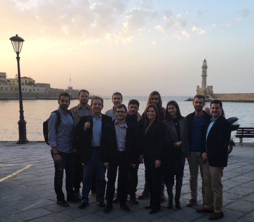 YEC meets USA embassy in Crete